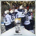 MMK Rusyanın Hokey takımı Metallurg Magnitogorsk Şampiyon