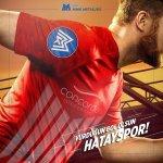 A. Hatayspor'un sponsoru olarak Türk sporunu destekliyoruz!
